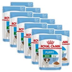 Pliculeț Royal Canin Mini Puppy 12 x 85 g