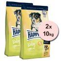 Happy Dog Baby Miel & Orez 2 x 10kg