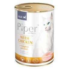 Piper Cat Adult conservă cu carne de pui 400 g