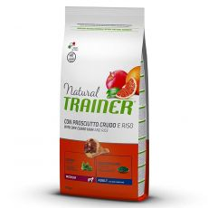 TRAINER Natural Medium Adult suncă uscată 12 kg