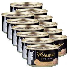 Conservă Miamor File ton și brânză 12 x 100 g