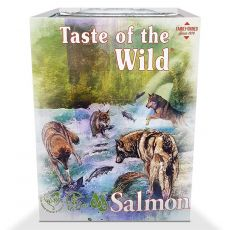 Hrană umedă Taste of the Wild Salmon 390 g