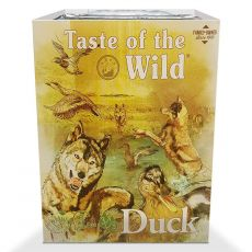 Hrană umedă Taste of the Wild Duck  390 g
