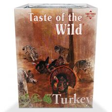 Hrană umedă Taste of the Wild Turkey 390 g
