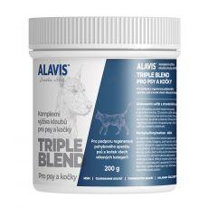 ALAVIS Triple Blend pentru câini şi pisici 200 g