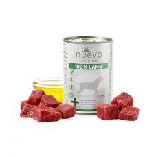 Conservă NUEVO Dog Sensitive LAMB 400 g