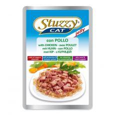Stuzzy cat hrană la plic - pui în jeleu 100 g