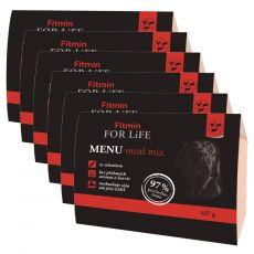 Fitmin For Life Menu mix de carne 6 x 427 g