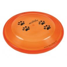 Frisbee pentru câini- plastic, 23cm