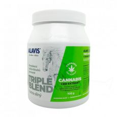 Extract de canabis extra puternic Alavis Triple Blend 700 g