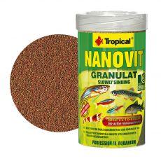 Granule TROPICAL Nanovit 250 ml/175 g