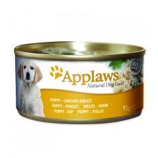 Conservă de pui Applaws Dog Puppy 95 g