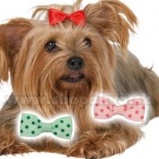 Panglică colorată pentru câini 3,5 cm