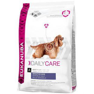 EUKANUBA Daily Care for SENSITIVE SKIN - 2,3 kg