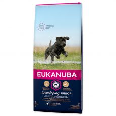Eukanuba Developing Junior Large Breed 12 kg