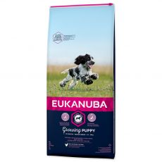 Eukanuba Growing Puppy Medium Breed 12 kg