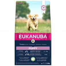 EUKANUBA PUPPY JUNIOR Miel & Orez - 2,5 kg