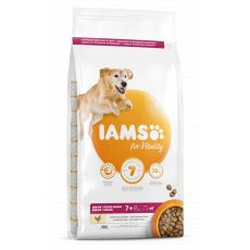 Iams Dog Senior Large Breed, Chicken 3 kg