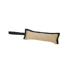 Jucărie antrenantă din iută care stimulează mușcatul - 30 x 5cm