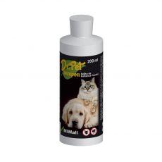 Dr.Pet șampon antiparazitar pentru câini și pisici 200 ml