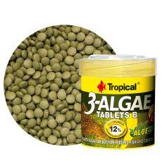 TROPICAL 3-Algae Tablete B 50 ml / 36 g
