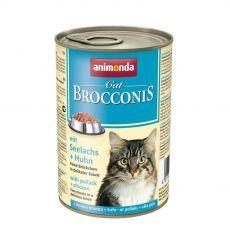 Cat Animonda BROCCONIS Cu carne de cod și pui 400 g