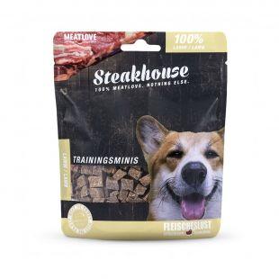 Meat Love Steakhouse Mini-gustări 100% miel 100 g