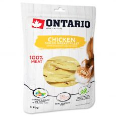 Ontario Cat Fileu de piept de pui fiert 70 g
