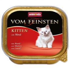Animonda Vom Feinsten Kitten - vită 100 g