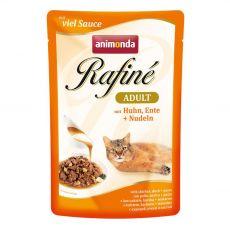 Animonda Rafiné Cat Pui, rață și paste 100 g