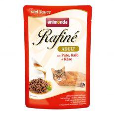 Animonda Rafiné Cat Curcan, vițel și brânză 100 g
