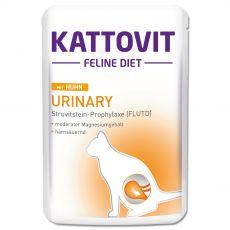 Kattovit Urinary Pungă de pui 85 g