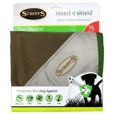 Scruffs Insect Shield păturică împotriva paraziților XL