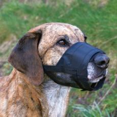 Botniță pentru câini – cu susținere din plasă, mărimea 4