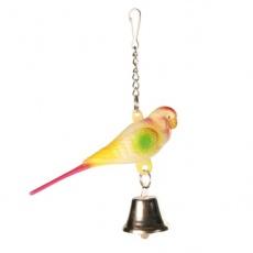 Jucărie pentru peuşi cu clopoţel- 9 cm
