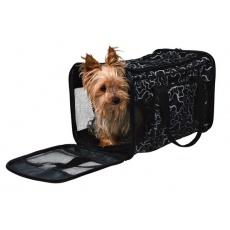 Geantă pentru transportarea câinilor, pisicilor și ale rozătoarelor - 26 x 27 x 42 cm