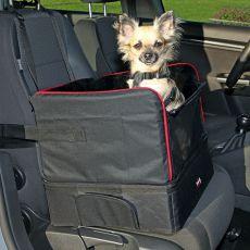 Scaun de siguranță pentru câini, pentru mașină, 45 x 38 x 37 cm