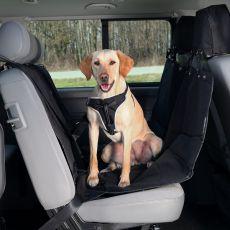 Husă-barieră pentru câini, pentru călătorii, 145 x 160 cm