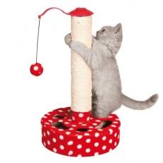 Sisal pentru pisici cu jucărie