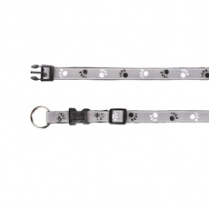 Zgardă reflectorizantă pentru câini - XS - S, 22 - 35 cm