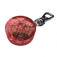 Clipitoare cu lumină roșie - cu baterie pentru pisici și câini