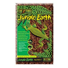 Substrat terarium Jungle Earth 8,8l