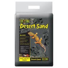 Nisip pentru terarium - negru  4,5kg