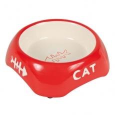 Castron cu picior, pentru pisici - 200 ml