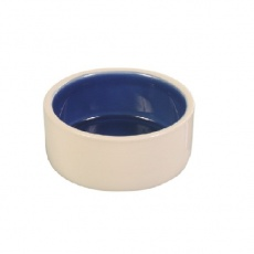 Bol ceramic pentru câini - 250 ml