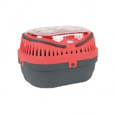 Cuşcă transport hamster - cu două sertare