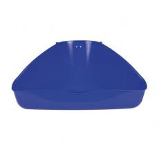 WC de colţ pentru iepuraşi şi cobai