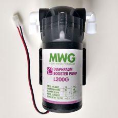 Pompă de rapel pentru osmoză inversă cu membrană 200 GPD