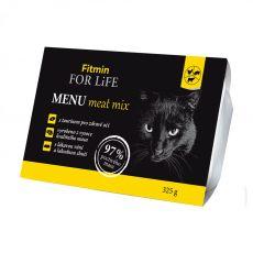 Fitmin For Life Tavă de hrană pentru pisici 325 g