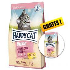 Happy Cat Minkas Junior Care 10 kg + CADOU